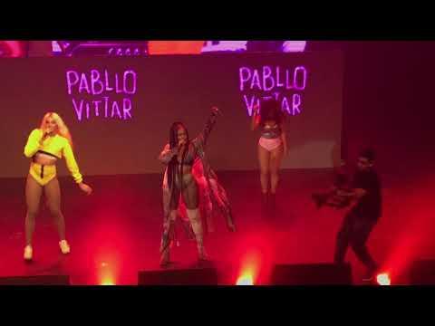 Iza - Pesadão part. Pabllo Vittar (Ao Vivo) | Festa da Pabllo Rio de Janeiro
