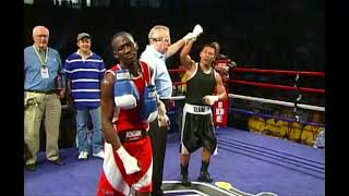 """Terence """"Bud"""" Crawford loses 2006 Golden Gloves"""