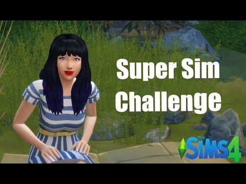 Sims 4 | Super Sim Challenge | Part 84 | Getting Thomas a Lady Friend!
