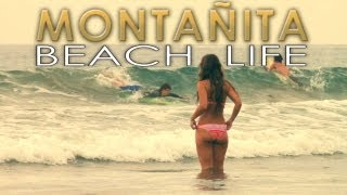 Montañita: Beach Life (Documentary Film) PART 1