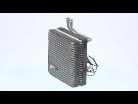how to clean car ac evaporator without removing