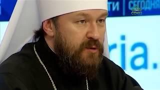 Презентация книги митрополита Волоколамского Илариона «Иисус Христос»
