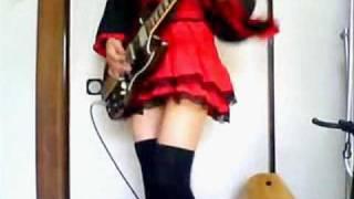 メタル布教活動としてFool for Your Lovingのギターを弾いてみた