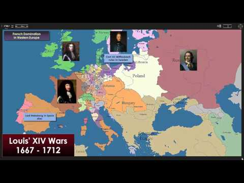 History of Europe  in 10 minutes (1450-1815) Modern Era