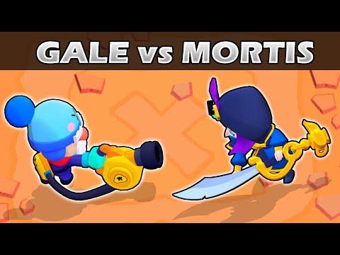 GALE vs MORTIS   1vs1   26 Test   Chromatic Brawler