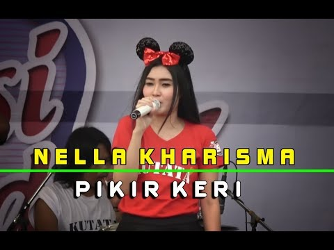 Nella Kharisma - Pikir Keri - OM Ariesta LIVE Alun Alun Banyumas 12 Agustus 2018