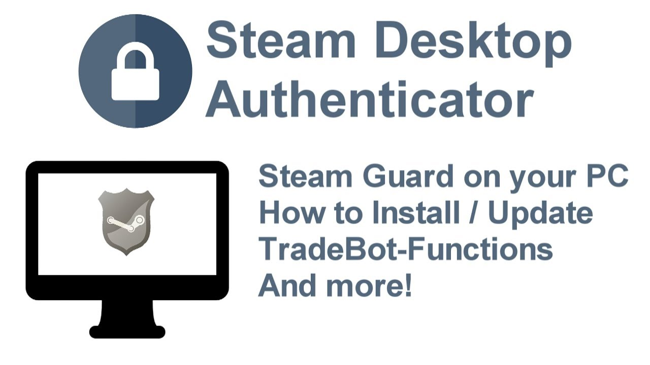 Steam Desktop Authenticator – [SDA COMPLETE GUIDE]