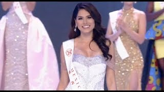 (FINAL) Miss World 2017 - Top 15 Announcement