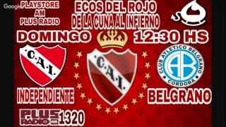 Independiente vs Belgrano | Fecha 12 | en vivo