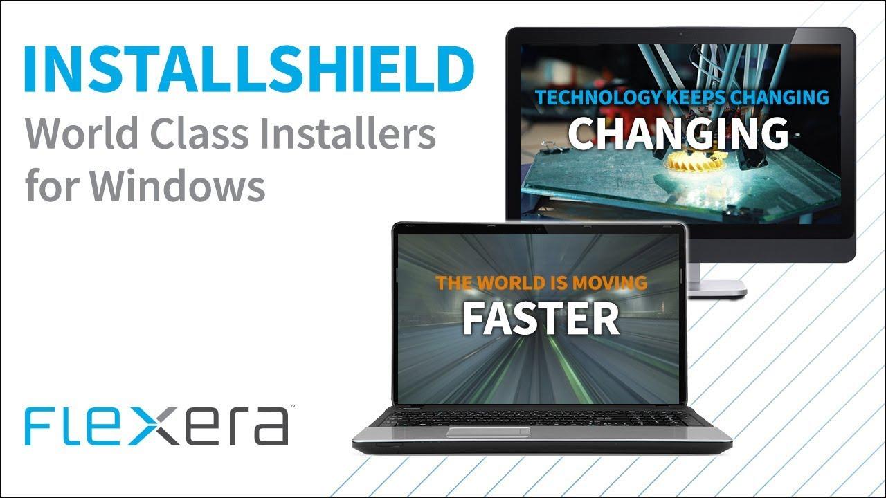InstallShield Express Edition - Free Trial