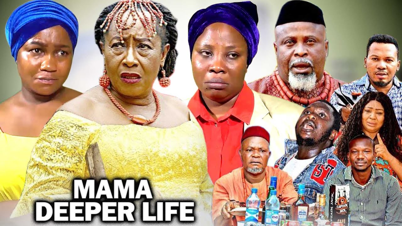 Download WICKED STEP-MOM Complete 1&2 (New Movie) - PATIENCE OZOKWOR 2021 LATEST NIGERIAN MOVIE/ NOLLYWOOD