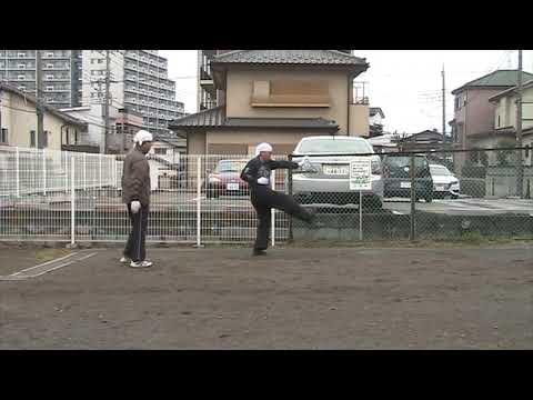 猛虎硬爬山の練習 20200308 - YouTube