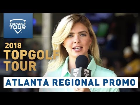 2018 Topgolf Tour | Atlanta Promo | Topgolf