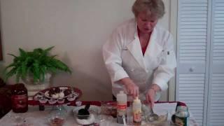 Chef Linda Trubey Prepares Coconut Almond Joy Cookies