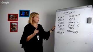 Марафон чешского языка. Живой урок № 9