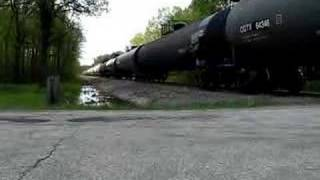 Horn off with CSX Sarnia: Airchime K5LA vs J3, and P3