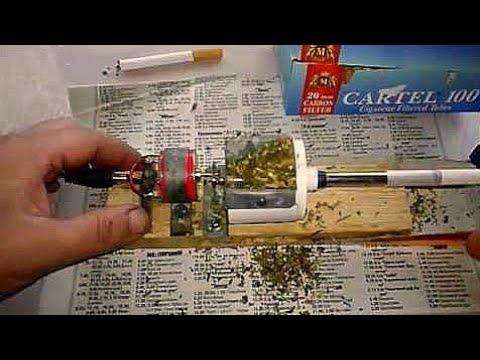 Машинка для набивки сигарет своими руками фото 529