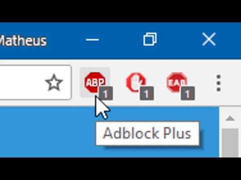 6ff261bcb7a39 Como desativar Bloqueador de Anúncios (AdBlock) no Google Chrome ...