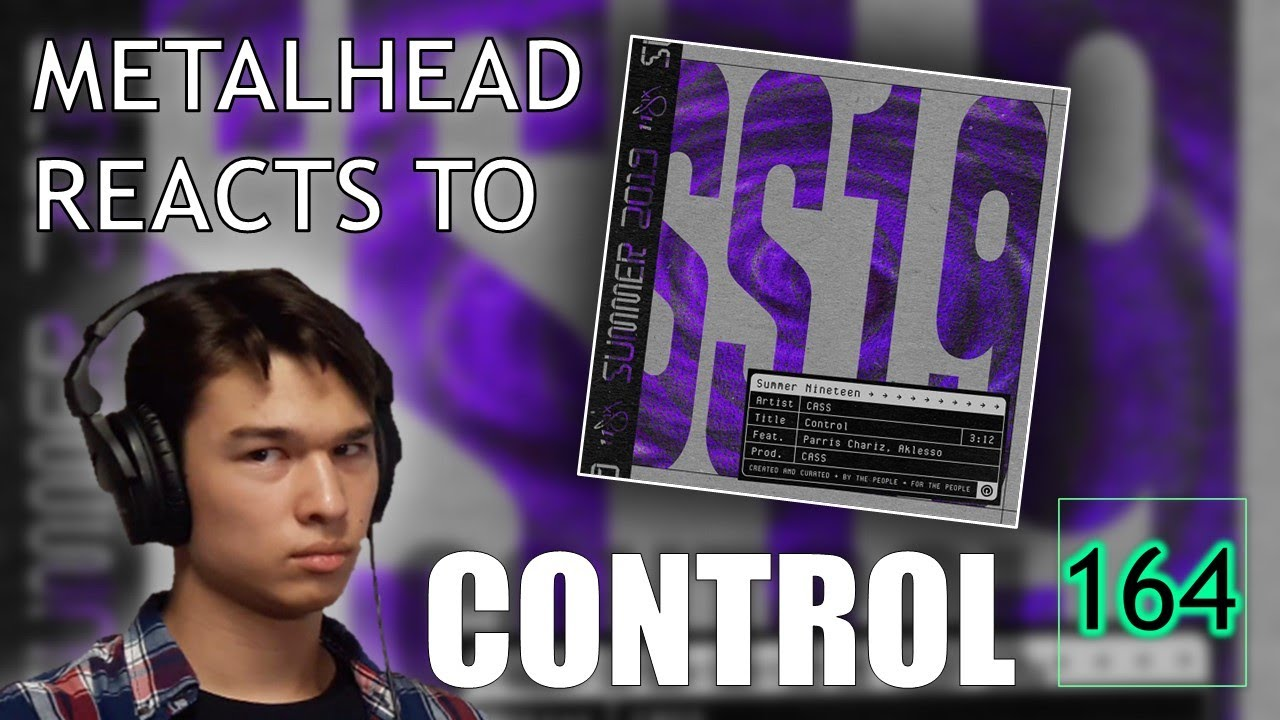 """Download METALHEAD REACTS TO HIP-HOP: CASS x Parris Chariz x Aklesso - """"Control"""""""