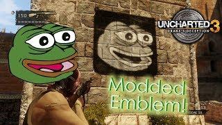 Uncharted 3 Custom Emblems Mod (+download)