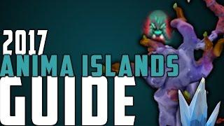 Runescape - 2017 Anima Islands Guide!