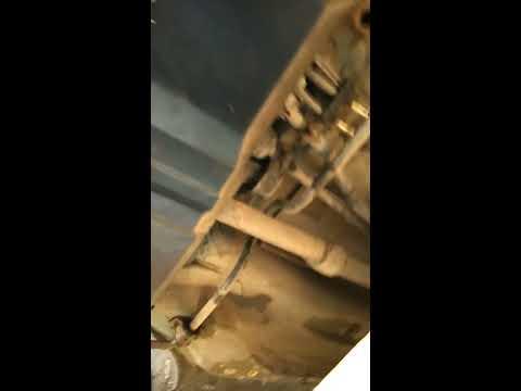 Установка защиты двигателя Лада Калина