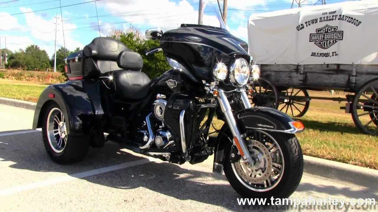 2016 Harley Davidson Tri Glide Trike Three Wheeler For: Harley-Davidson Trike Tri Glide