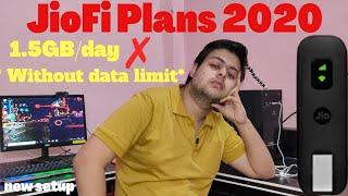 jiofi jdr740 (dongle) 150mbps wireless 4g portable router | best jiofi plans 2020 | jiofi plans 2020