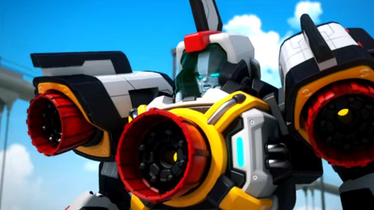 Download The Rush Hour Rampage - 131   Season 1   Tobot Galaxy Detective   Tobot English   Full Episodes