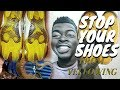 PREVENT YELLOWING SOLES FOREVER - How To Stop Your Shoes From Yellowing