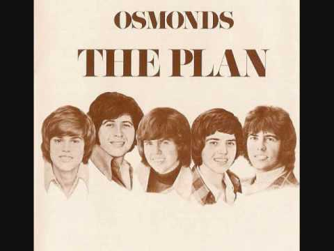 THE OSMONDS~LET ME IN