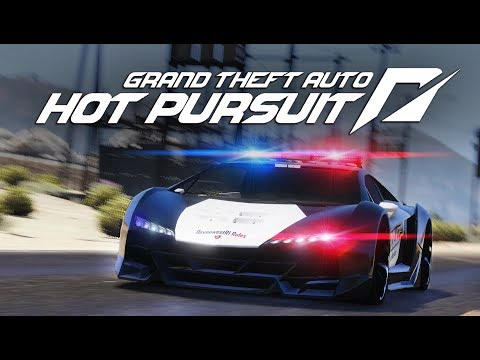 Need for Speed Hot Pursuit - Hot Pursuit Compilation