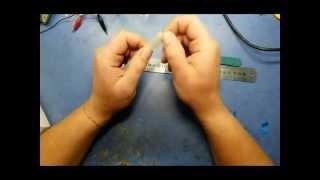 Как просто восстановить шлейф от магнитолы, DVD, CD, плеера.