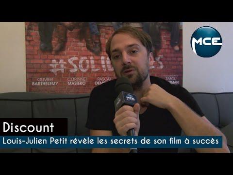 Discount - le réalisateur révèle les secrets de son film à succès (vidéo MCE)