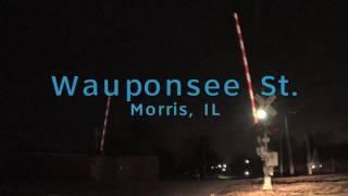 Railroad Crossings of the CSX New Rock Sub Volume 1 Video