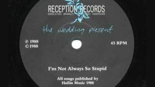 The WEDDING PRESENT -
