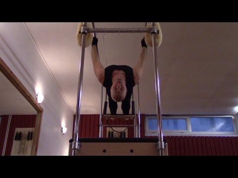 Pilates Pump Workout - für Männer  :-)