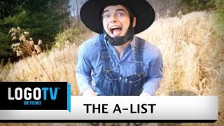 The A-List: Amish Country - coming to Logo this Summer! - LogoTV