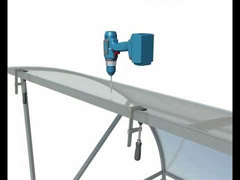 How to Assemble the A1 Galvanized Steel Smoking Shelter - Animation