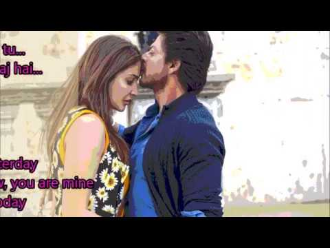 Hawayein Lyrics with English Translation | Jab Harry met Sejal (2017) | Arijit Singh