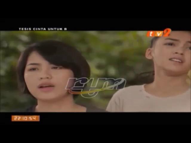 Telefilem Tesis Untuk Cinta B FULL Janna Nick, Erwin Dawson