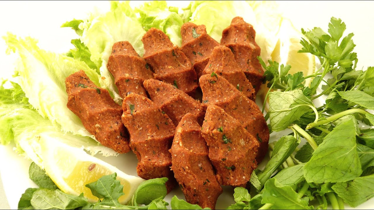 Turkish Wheat Meatballs Recipe