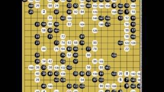 囲碁棋譜再現 第38期棋聖戦リーグ 黒:依田紀基 vs 白:村川大介