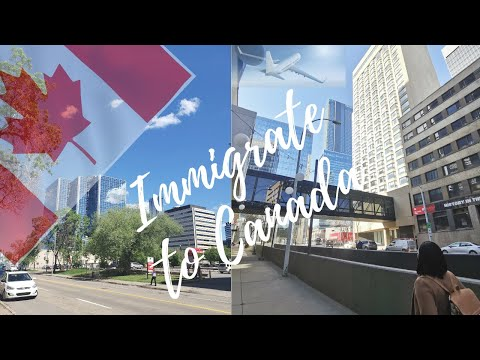Immigrate To Canada - Express Entry Summary