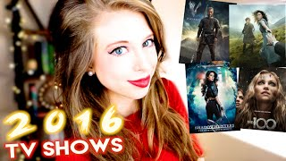 MOST ANTICIPATED TV SHOWS | 2016