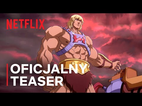 Władcy wszechświata: Objawienie | Oficjalny teaser | Netflix
