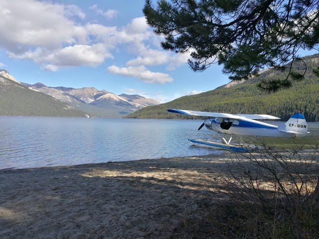 2020 Bush flying season @Scoop Lake Outfitters