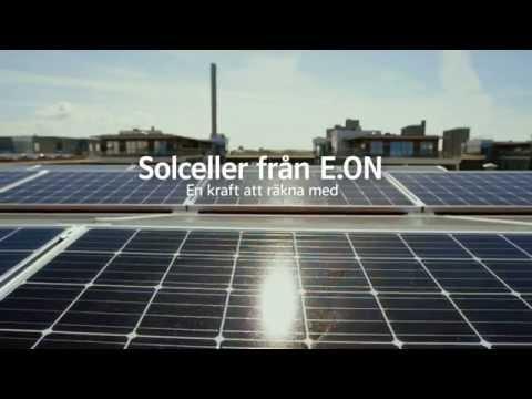 hur fungerar solceller kortfattat