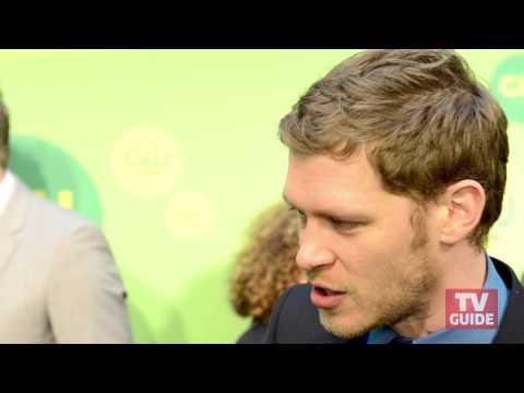Joseph Morgan dishes on Klaus' finale scene with Caroline