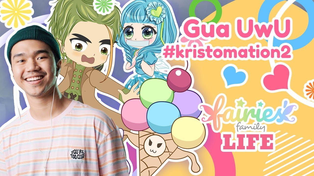 Fairy Abhor vs Monster Ice Cream   Fairies' Family LIFE featuring Kristo Immanuel #Kristomation2